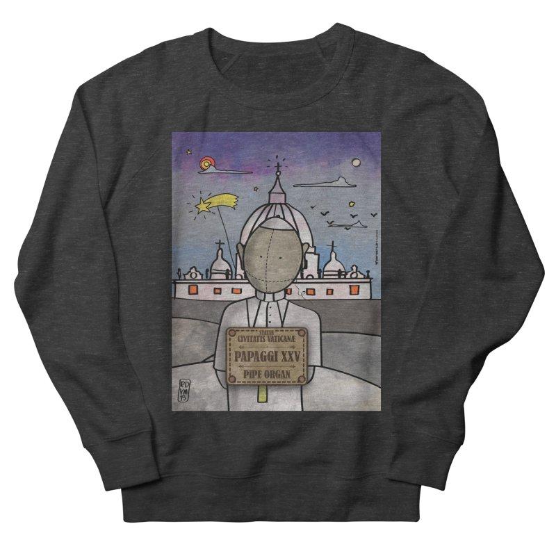 PAPAGGI XXV_Pipe Organ Women's Sweatshirt by ZEROSTILE'S ARTIST SHOP