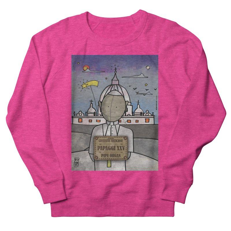 PAPAGGI XXV_Pipe Organ Men's Sweatshirt by ZEROSTILE'S ARTIST SHOP