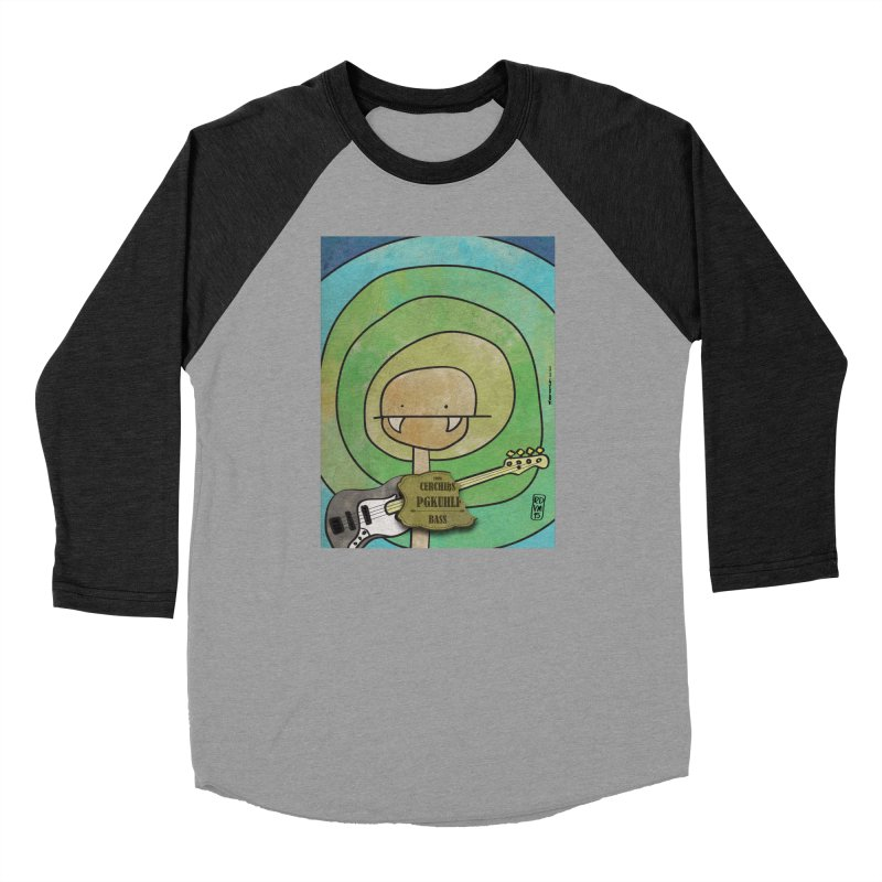 PGKUHLF_Bass Women's Longsleeve T-Shirt by ZEROSTILE'S ARTIST SHOP
