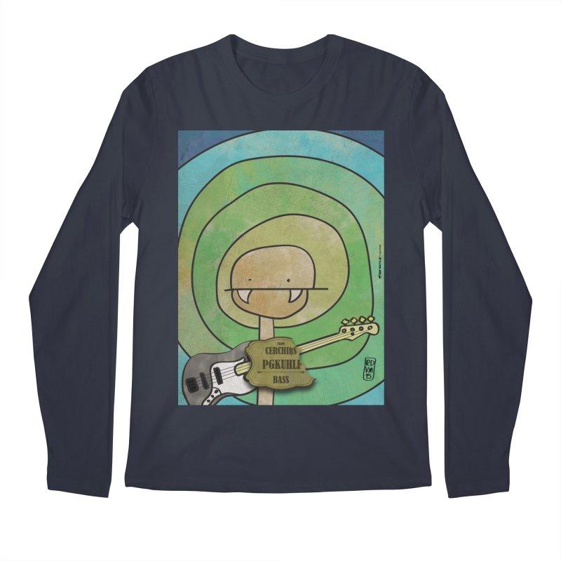 PGKUHLF_Bass Men's Regular Longsleeve T-Shirt by ZEROSTILE'S ARTIST SHOP