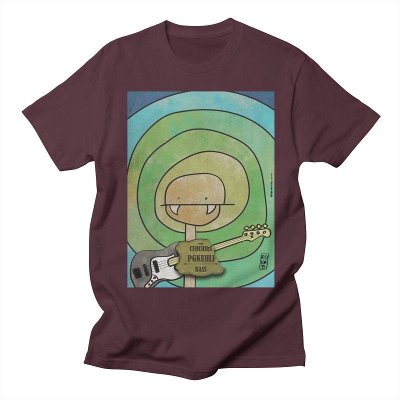 PGKUHLF_Bass Men's Regular T-Shirt by ZEROSTILE'S ARTIST SHOP