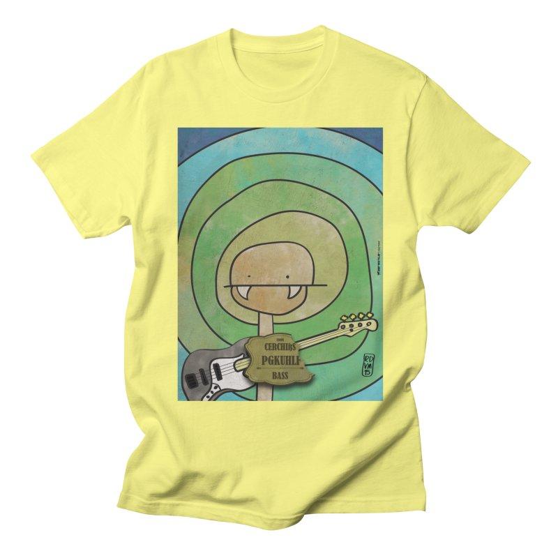 PGKUHLF_Bass Women's Regular Unisex T-Shirt by ZEROSTILE'S ARTIST SHOP