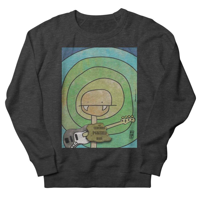 PGKUHLF_Bass Men's Sweatshirt by ZEROSTILE'S ARTIST SHOP