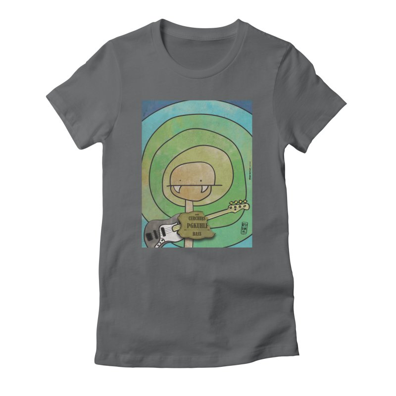 PGKUHLF_Bass Women's T-Shirt by ZEROSTILE'S ARTIST SHOP