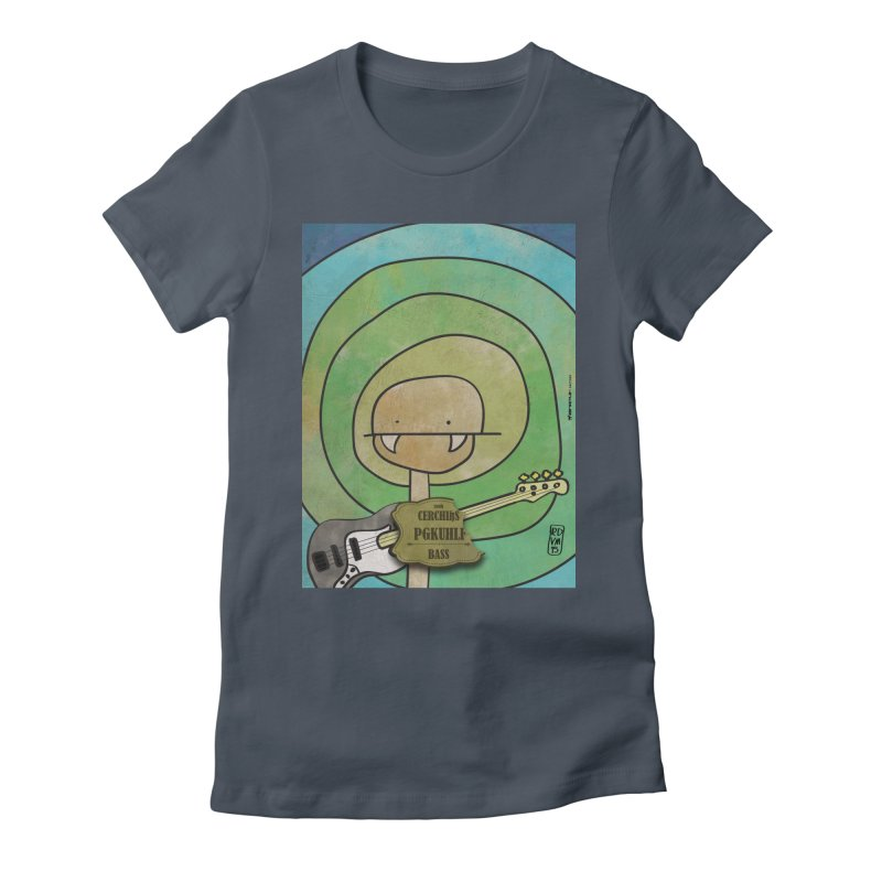PGKUHLF_Bass Women's T-Shirt by ZEROSTILE'S ARTIST SHOP