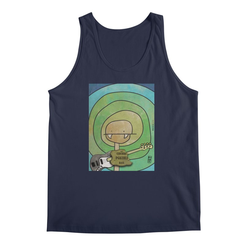 PGKUHLF_Bass Men's Regular Tank by ZEROSTILE'S ARTIST SHOP