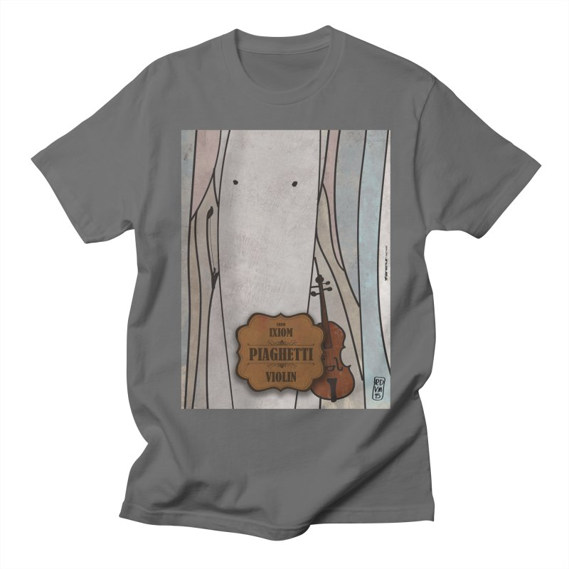 PIAGHETTI_Violin Women's T-Shirt by ZEROSTILE'S ARTIST SHOP