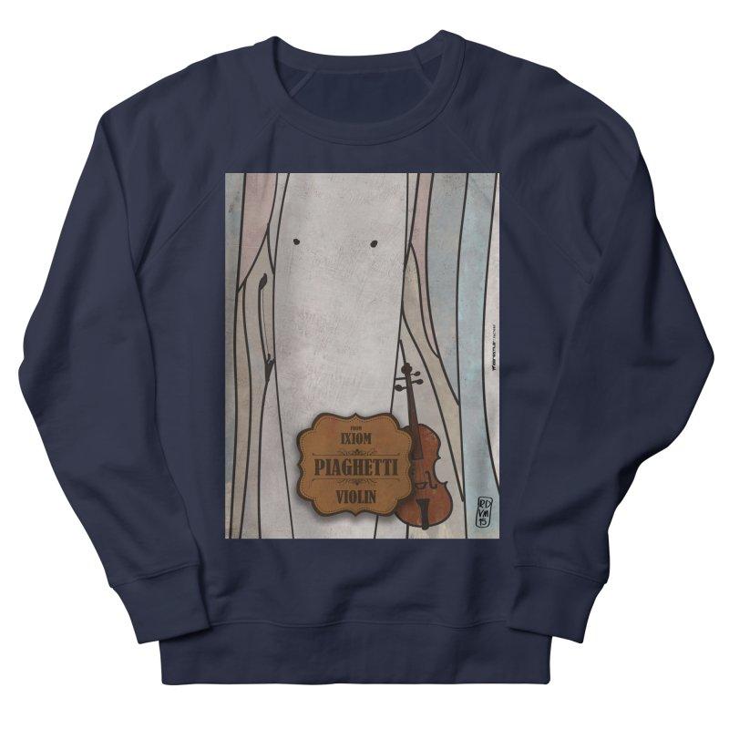 PIAGHETTI_Violin Women's Sweatshirt by ZEROSTILE'S ARTIST SHOP