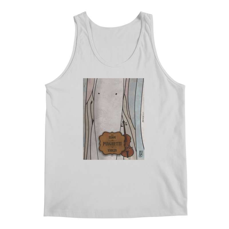 PIAGHETTI_Violin Men's Regular Tank by ZEROSTILE'S ARTIST SHOP