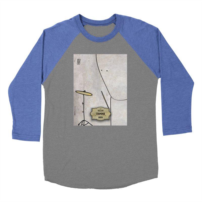 TIOMMH_Drum Men's Longsleeve T-Shirt by ZEROSTILE'S ARTIST SHOP