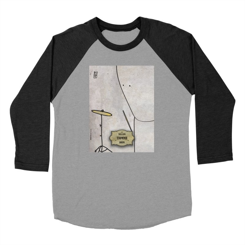 TIOMMH_Drum Men's Longsleeve T-Shirt by ZEROSTILE'S ARTIST SHOP