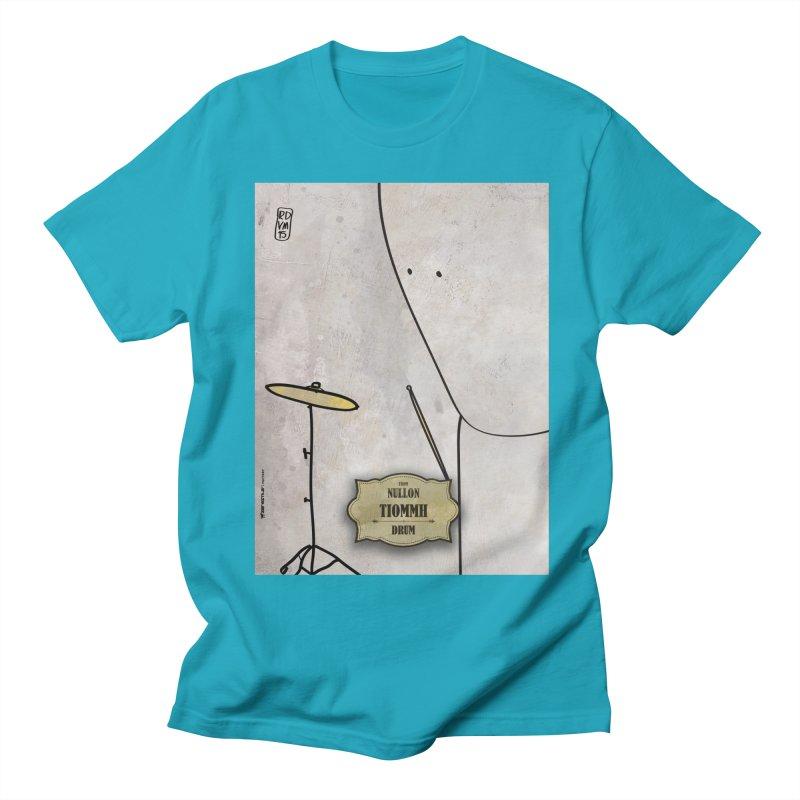 TIOMMH_Drum Women's Regular Unisex T-Shirt by ZEROSTILE'S ARTIST SHOP