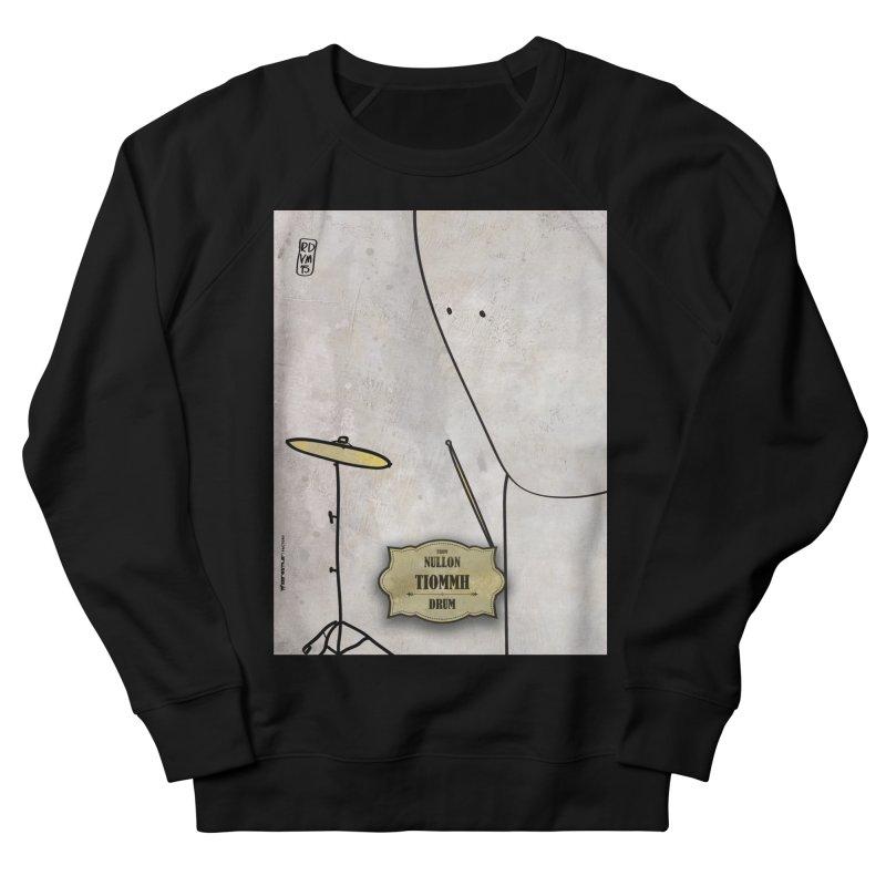 TIOMMH_Drum Women's Sweatshirt by ZEROSTILE'S ARTIST SHOP