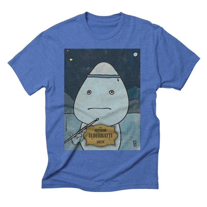 ULDERBATTI_Drum Men's T-Shirt by ZEROSTILE'S ARTIST SHOP
