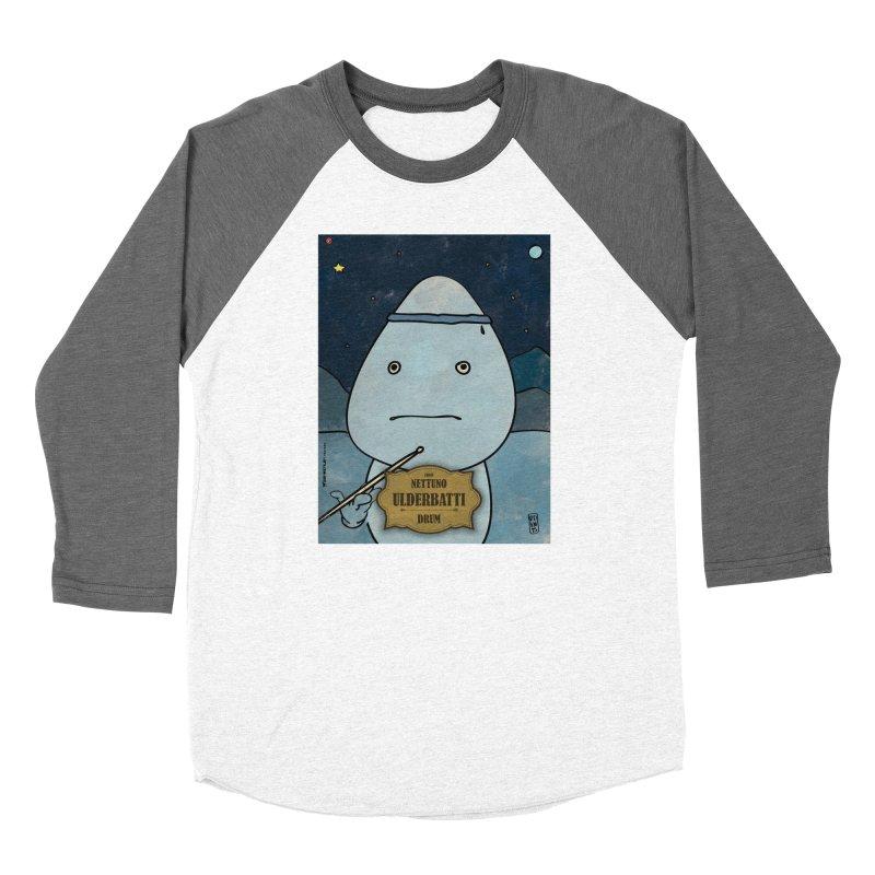 ULDERBATTI_Drum Men's Longsleeve T-Shirt by ZEROSTILE'S ARTIST SHOP