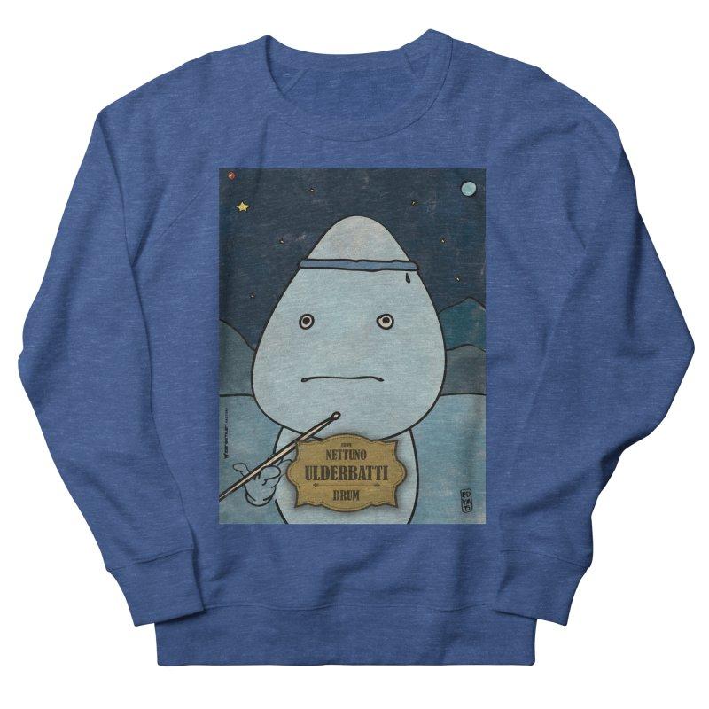 ULDERBATTI_Drum Men's Sweatshirt by ZEROSTILE'S ARTIST SHOP