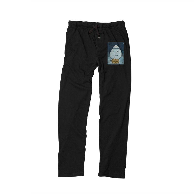 ULDERBATTI_Drum Men's Lounge Pants by ZEROSTILE'S ARTIST SHOP