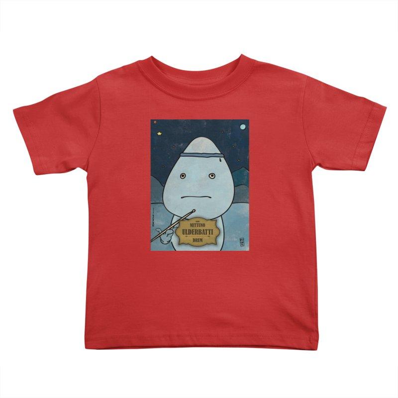 ULDERBATTI_Drum Kids Toddler T-Shirt by ZEROSTILE'S ARTIST SHOP