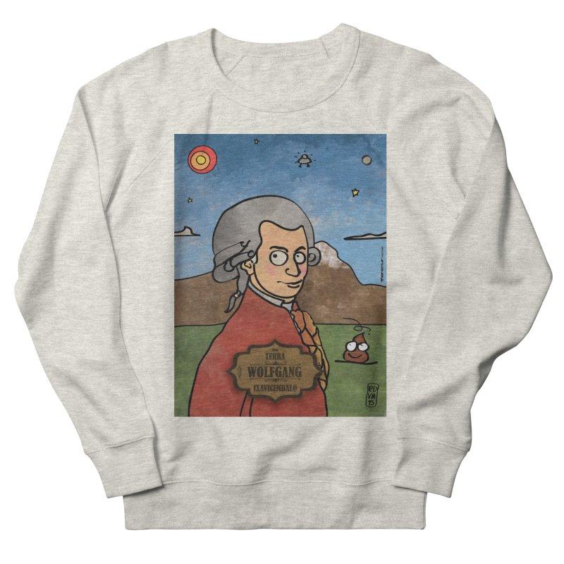 WOLFGANG_Clavincembalo Women's Sweatshirt by ZEROSTILE'S ARTIST SHOP