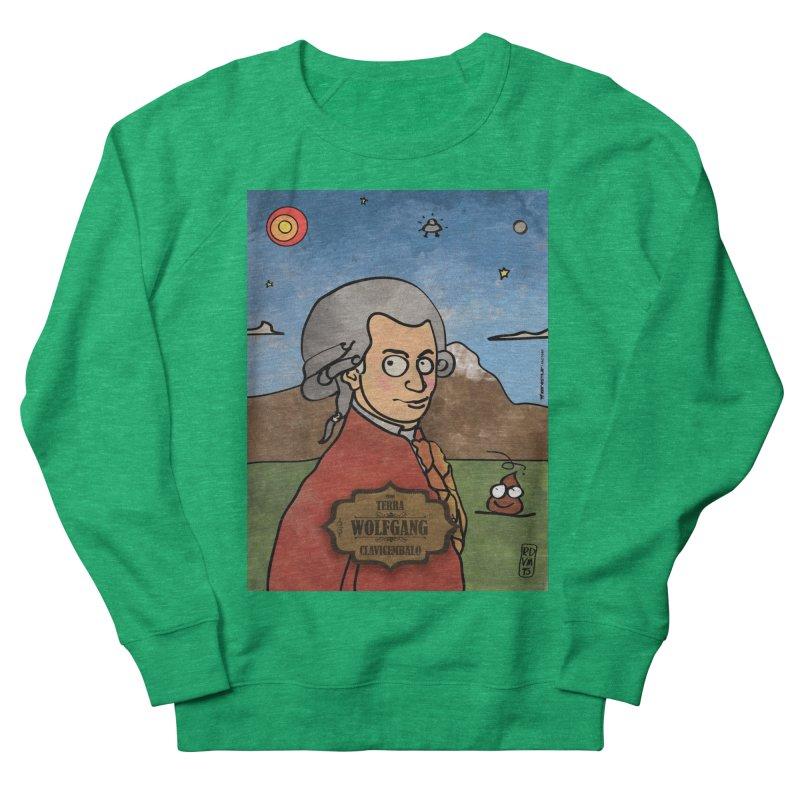 WOLFGANG_Clavincembalo Men's Sweatshirt by ZEROSTILE'S ARTIST SHOP