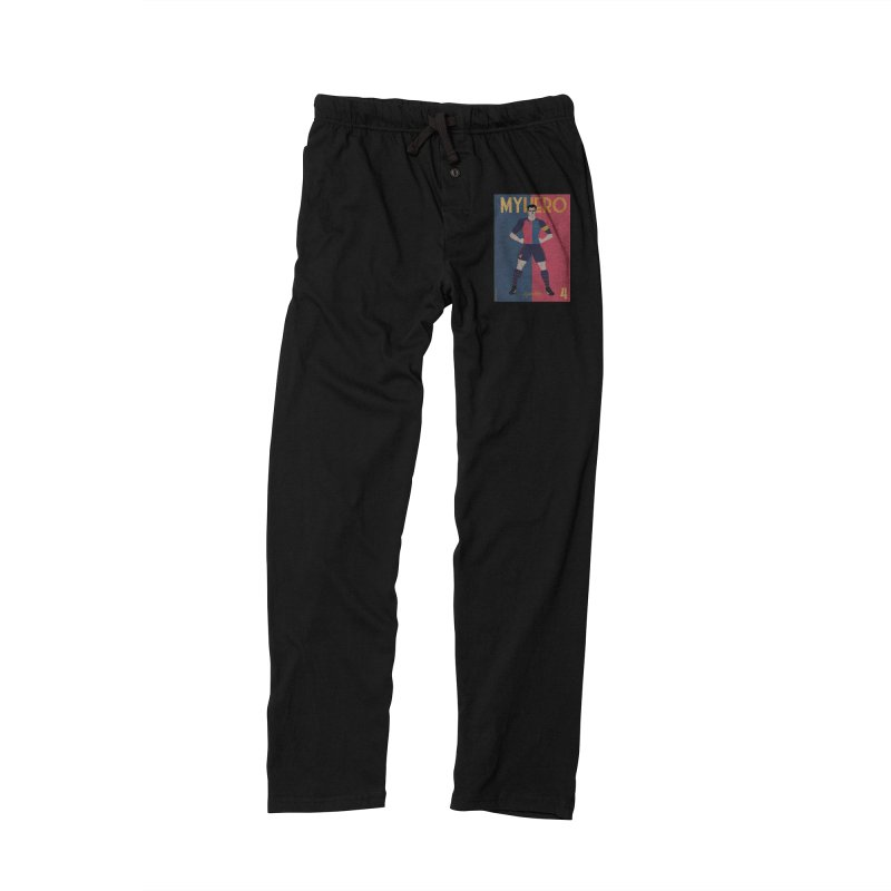 Pep Guardiola My Hero Vintage Edition Women's Lounge Pants by ZEROSTILE'S ARTIST SHOP