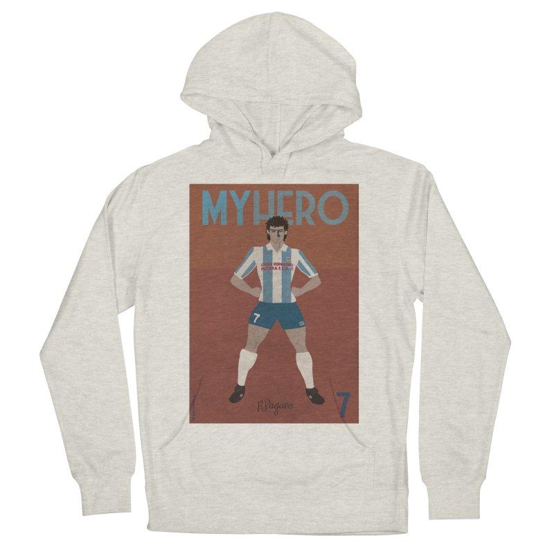 Pagano My Hero Vintage Edition Women's Pullover Hoody by ZEROSTILE'S ARTIST SHOP