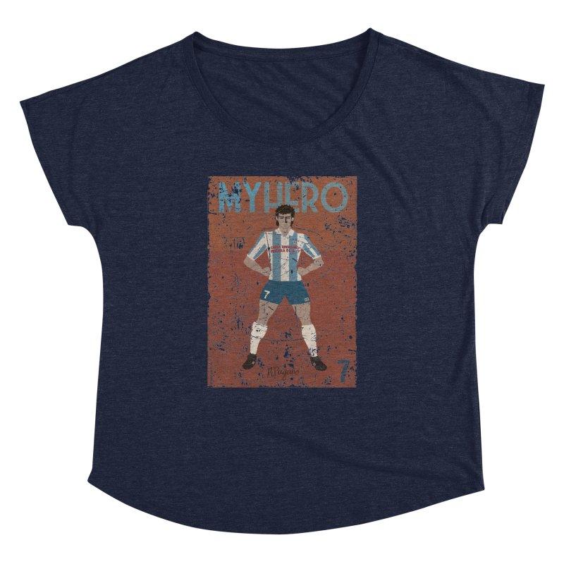 Pagano My Hero Grunge Edt Women's Dolman by ZEROSTILE'S ARTIST SHOP