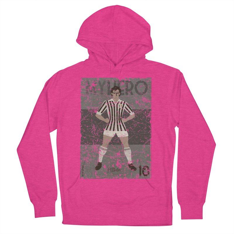 Platini My Hero Grunge Edition Women's Pullover Hoody by ZEROSTILE'S ARTIST SHOP