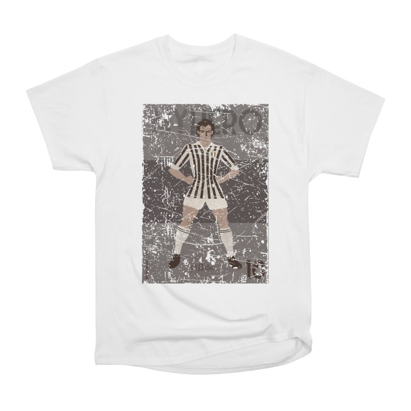 Platini My Hero Grunge Edition Men's Classic T-Shirt by ZEROSTILE'S ARTIST SHOP