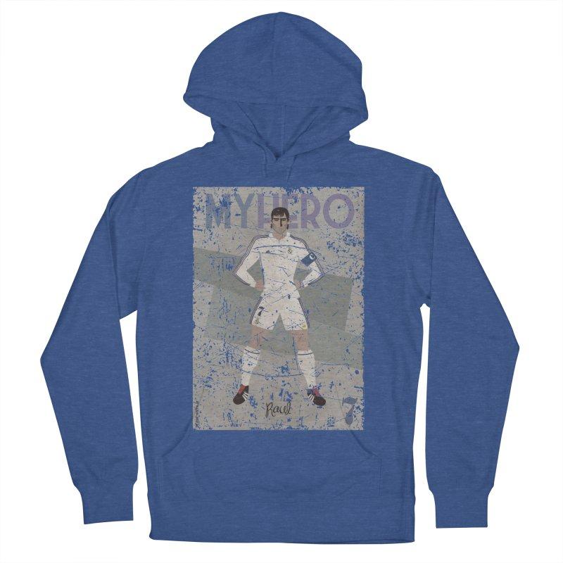 Raul My Hero Grunge Edt Women's Pullover Hoody by ZEROSTILE'S ARTIST SHOP