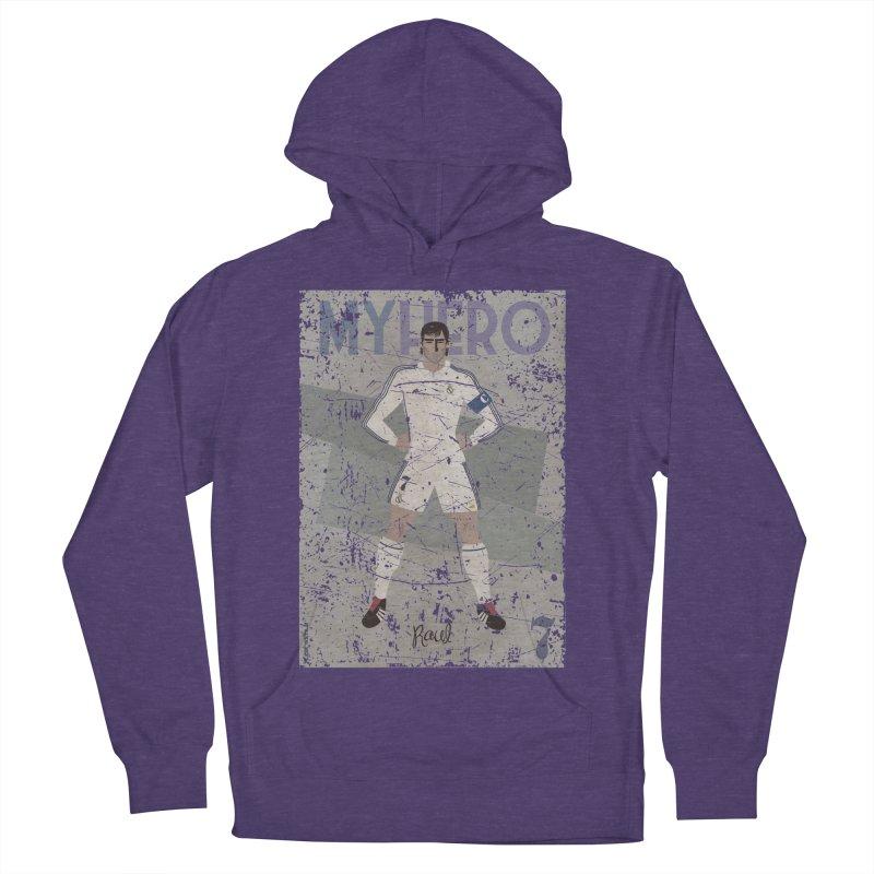 Raul My Hero Grunge Edt Men's Pullover Hoody by ZEROSTILE'S ARTIST SHOP
