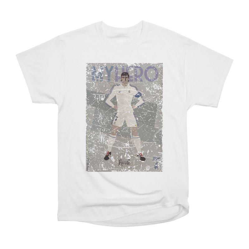 Raul My Hero Grunge Edt Men's Classic T-Shirt by ZEROSTILE'S ARTIST SHOP