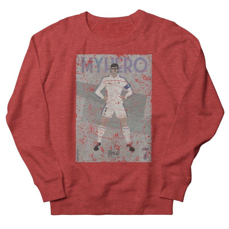 Raul My Hero Grunge Edt Men's Sweatshirt by ZEROSTILE'S ARTIST SHOP