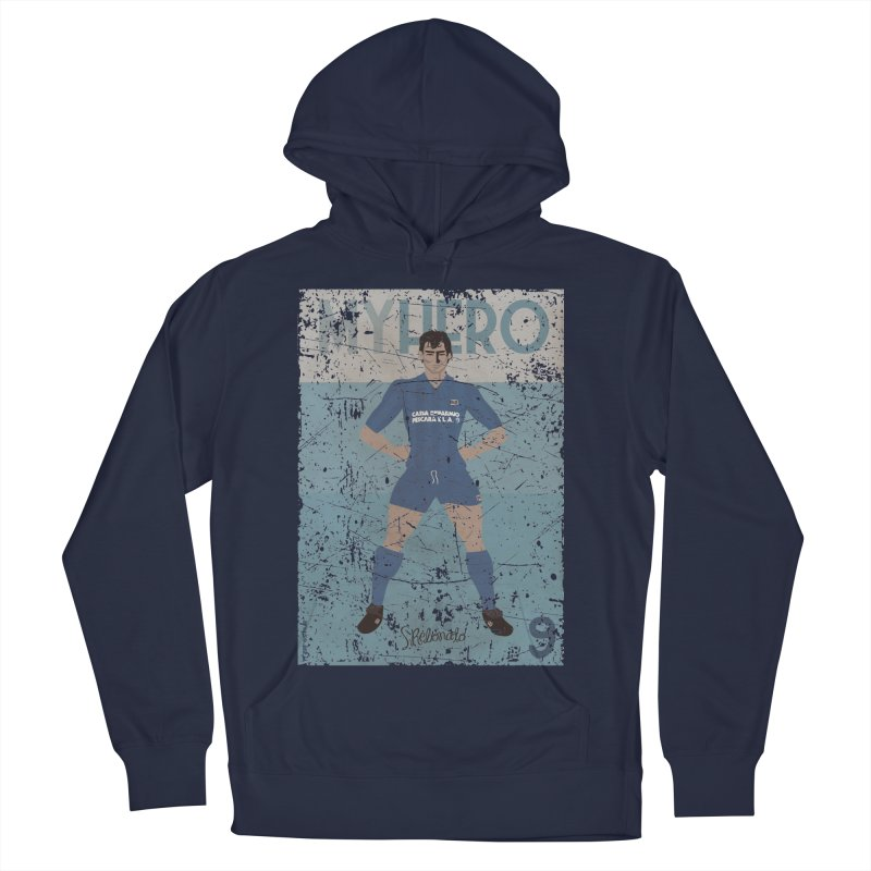 Rebonato My Hero Grunge Edt Women's Pullover Hoody by ZEROSTILE'S ARTIST SHOP