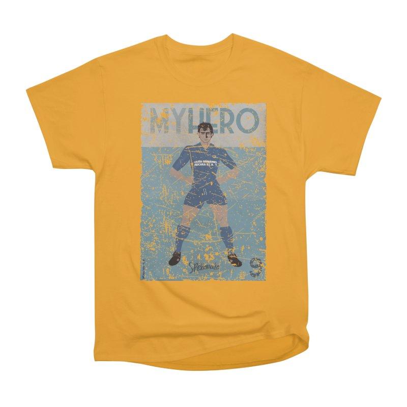 Rebonato My Hero Grunge Edt Men's Classic T-Shirt by ZEROSTILE'S ARTIST SHOP