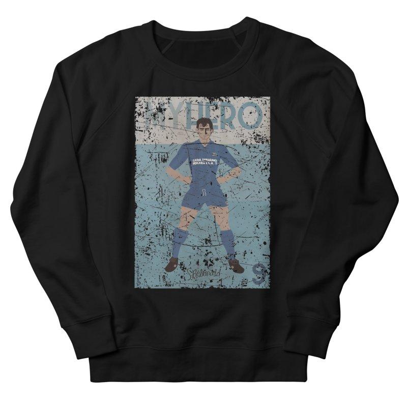 Rebonato My Hero Grunge Edt Men's Sweatshirt by ZEROSTILE'S ARTIST SHOP