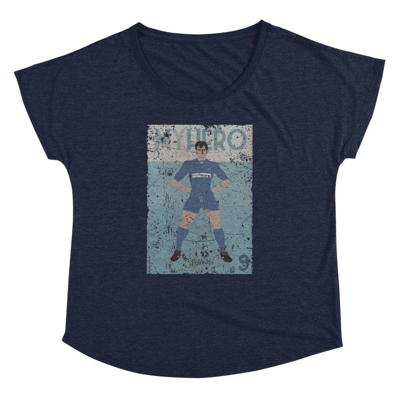 Rebonato My Hero Grunge Edt Women's Dolman by ZEROSTILE'S ARTIST SHOP