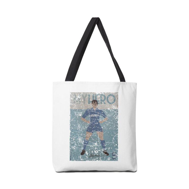 Rebonato My Hero Grunge Edt Accessories Bag by ZEROSTILE'S ARTIST SHOP