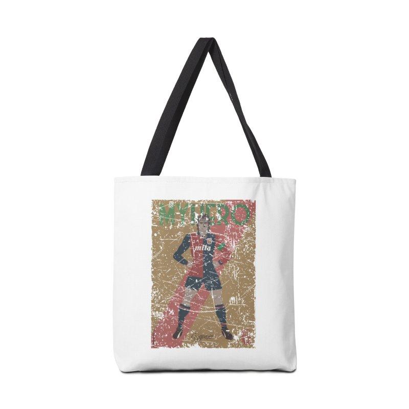 Signorini My Hero Grunge Edt Accessories Bag by ZEROSTILE'S ARTIST SHOP