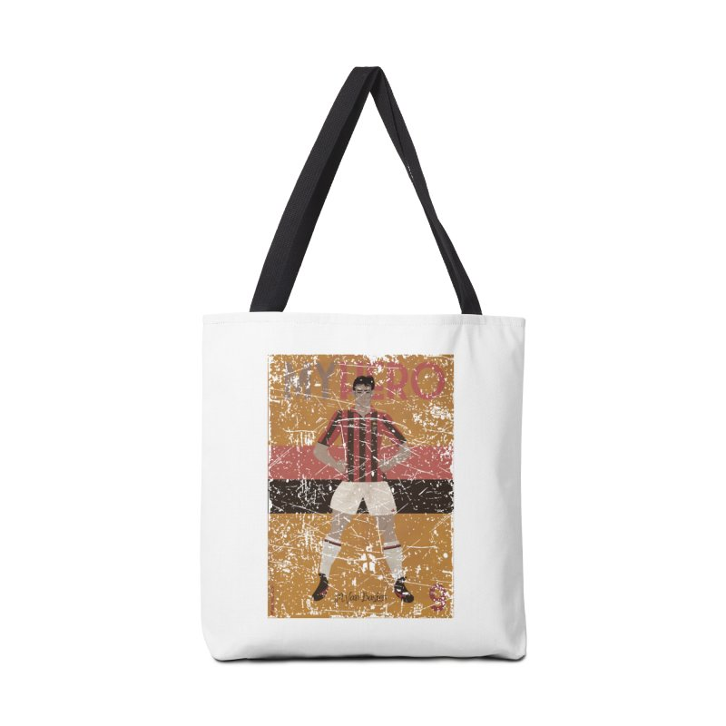 Van Basten My Hero Grunge Edt Accessories Bag by ZEROSTILE'S ARTIST SHOP