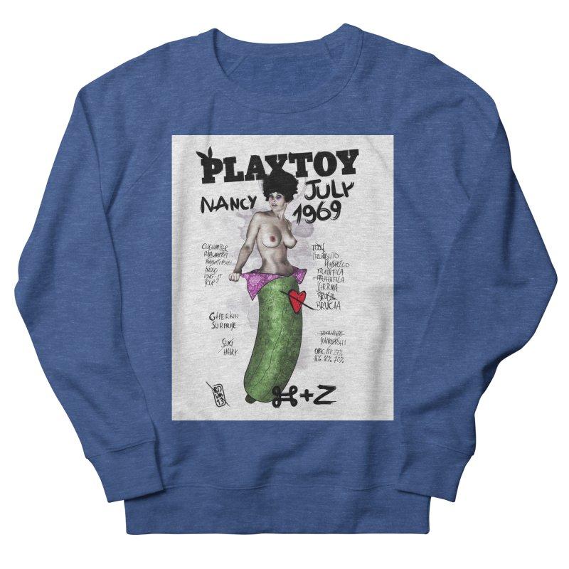 Playtoy_Nancy Men's Sweatshirt by ZEROSTILE'S ARTIST SHOP
