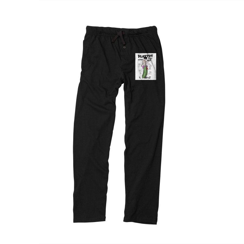 Playtoy_Nancy Women's Lounge Pants by ZEROSTILE'S ARTIST SHOP