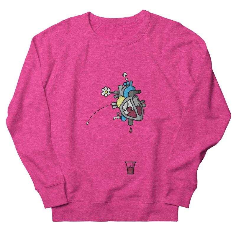 CuorVino Men's Sweatshirt by ZEROSTILE'S ARTIST SHOP