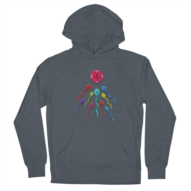 Origasmi Men's Pullover Hoody by ZEROSTILE'S ARTIST SHOP