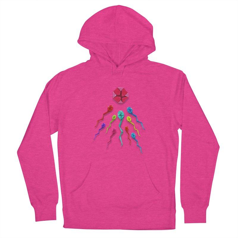 Origasmi Women's Pullover Hoody by ZEROSTILE'S ARTIST SHOP