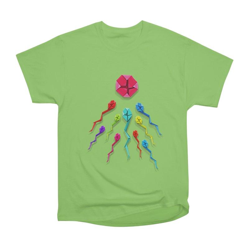 Origasmi Women's Heavyweight Unisex T-Shirt by ZEROSTILE'S ARTIST SHOP