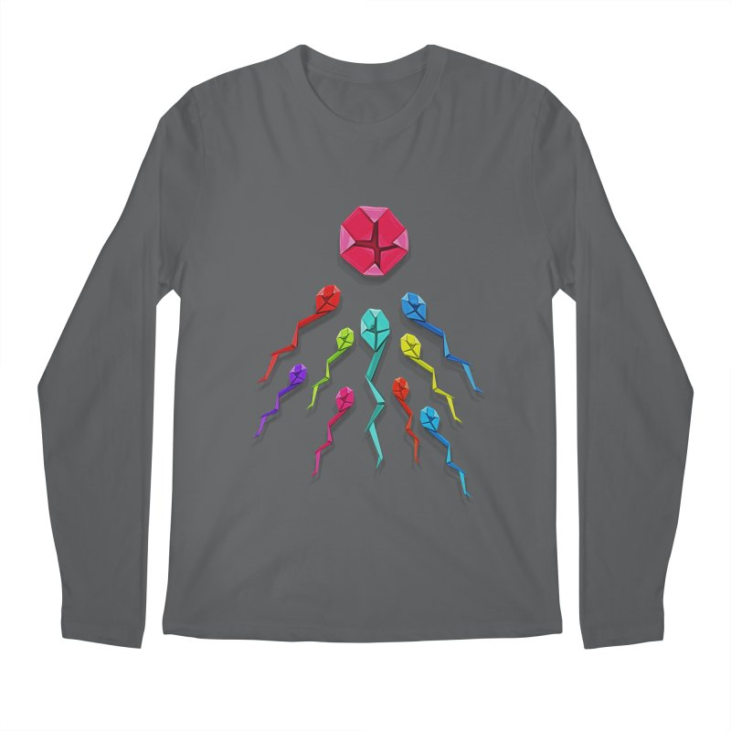Origasmi Men's Longsleeve T-Shirt by ZEROSTILE'S ARTIST SHOP
