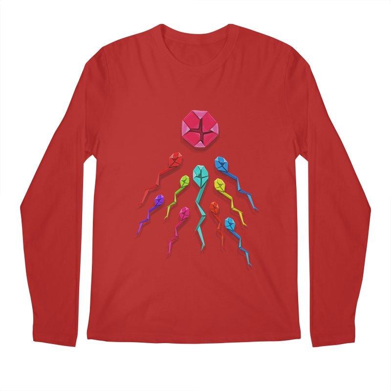 Origasmi Men's Longsleeve T-Shirt by ZEROSTILE'S ARTIST SHOP