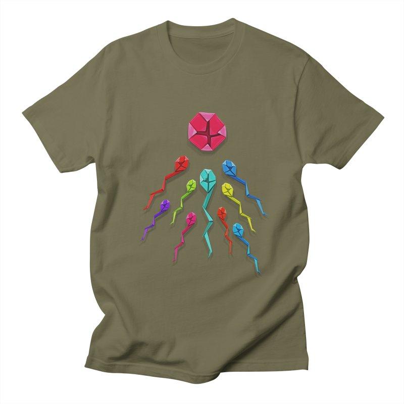 Origasmi Women's Regular Unisex T-Shirt by ZEROSTILE'S ARTIST SHOP