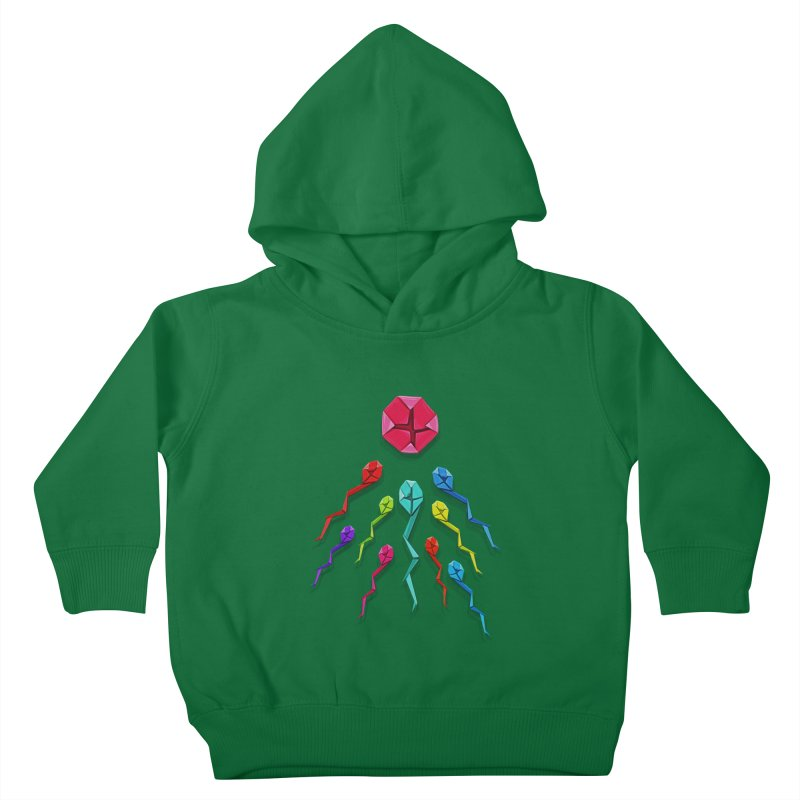 Origasmi Kids Toddler Pullover Hoody by ZEROSTILE'S ARTIST SHOP